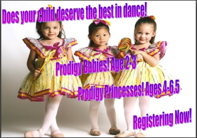 Prodigy Dance and Performing Arts Centre: 5580 Preston Rd, Frisco, TX