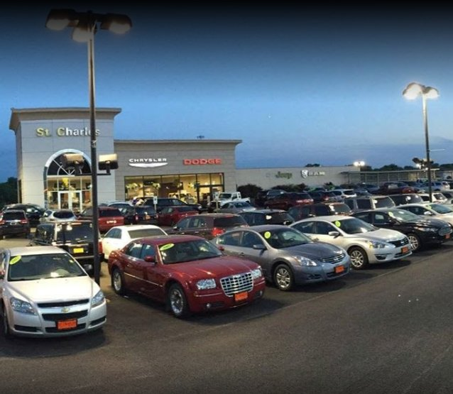 East Hills Chrysler Jeep Dodge Ram Srt: St Charles Chrysler Dodge Jeep Ram