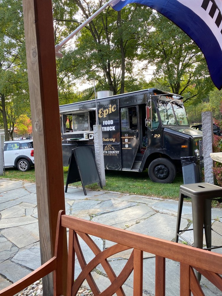 Epic Food Truck: 26 Opera House Sq, Claremont, NH