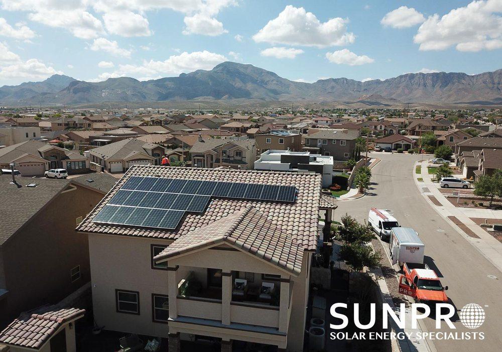 SUNPRO Solar - El Paso