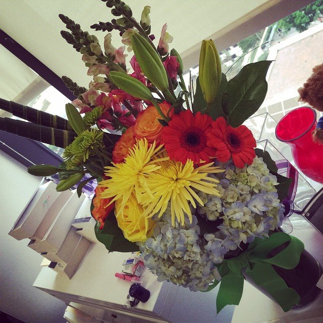 Flower Delivery From 2014