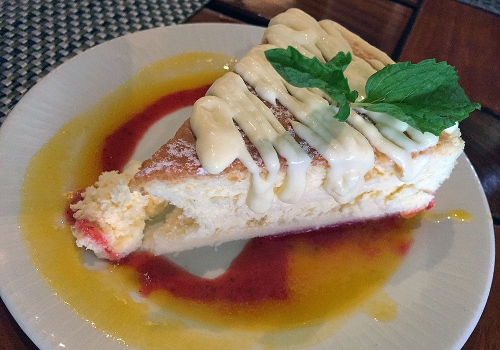 Japanese style cheesecake yelp for Uncle s fish market and grill