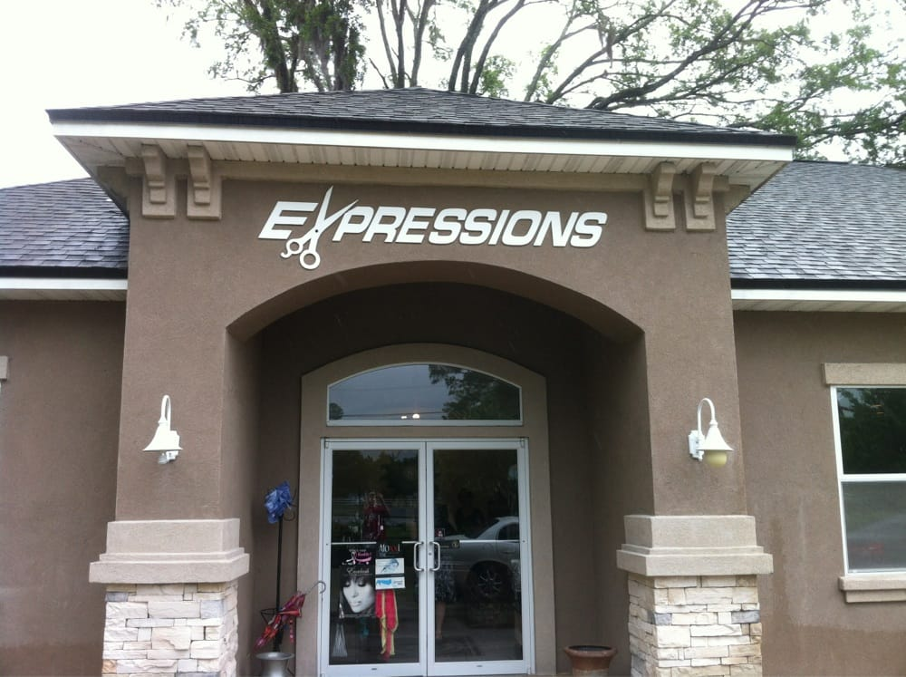Expressions, Full Hair Care Salon: 1912 Debarry Ave, Orange Park, FL