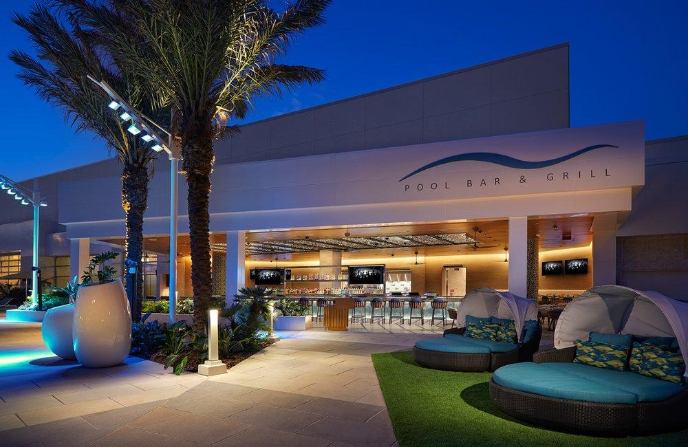 Seminole Hard Rock Pool Bar & Grill: 5223 N Orient Rd, Tampa, FL