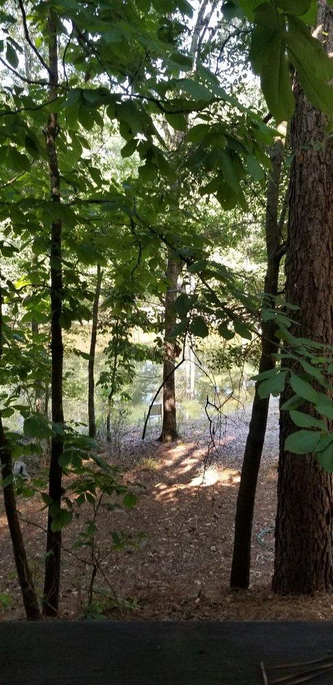 Beavers Bend Log Cabins: 576 Split Shot Cir, Broken Bow, OK