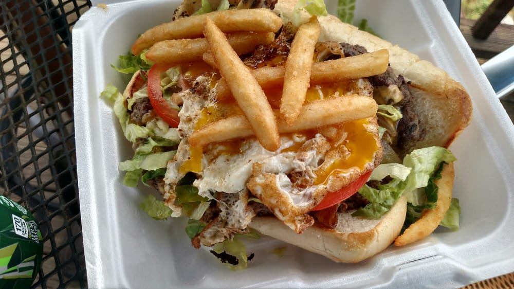 Morehead Burger Co: 278-L Hwy 24, Morehead City, NC