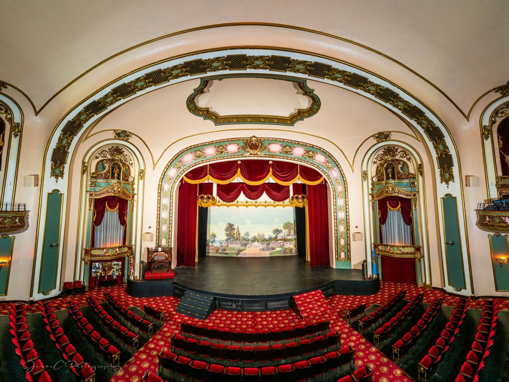 Coleman Theater: 103 N Main St, Miami, OK