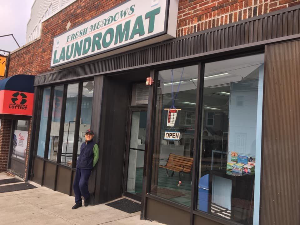Fresh Meadows Laundromat: 440 Hackensack St, Carlstadt, NJ