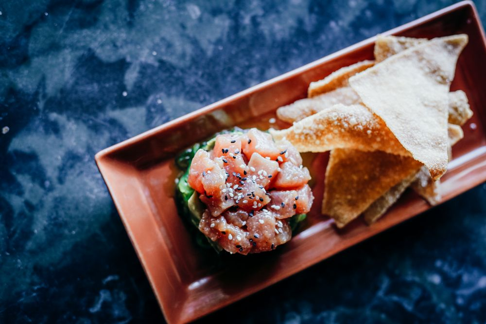 Food from Makai Island Kitchen & Groggery