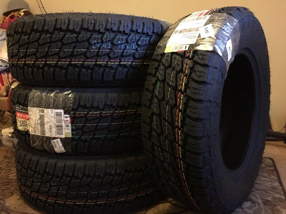 Dan The Tire Man: 240 Main St, Madawaska, ME