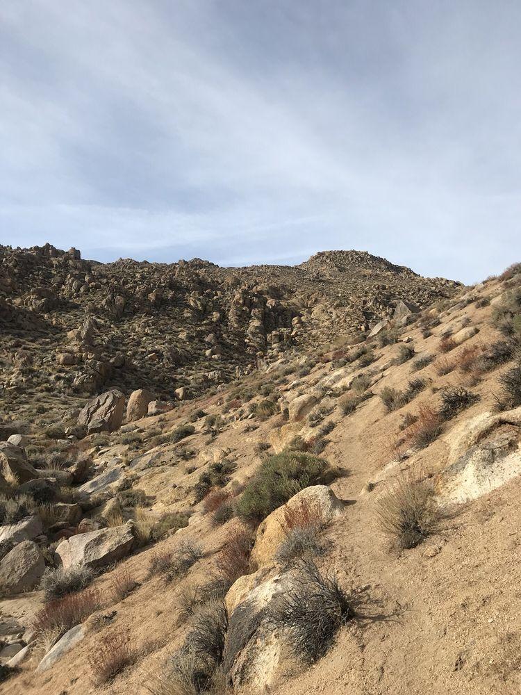 Tungsten Peak: Bishop, CA