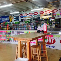Photo Of Dairy Mart   Sidney, OH, United States. Lottery Table