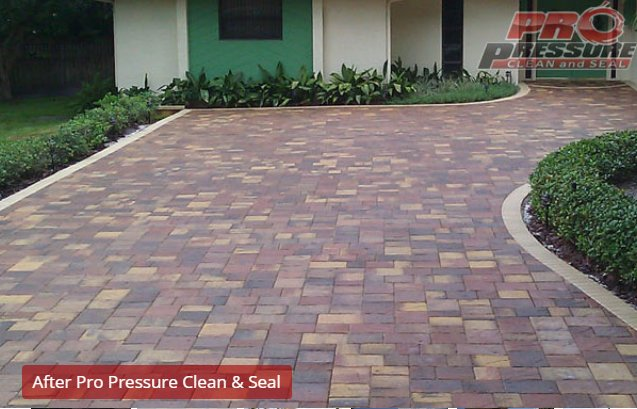 Pro Paver Clean and Seal: 2021 N Betty Ln, Clearwater, FL
