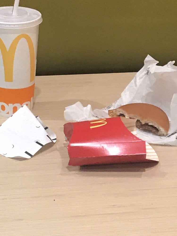 McDonald's: 1109 W Visalia Rd, Exeter, CA