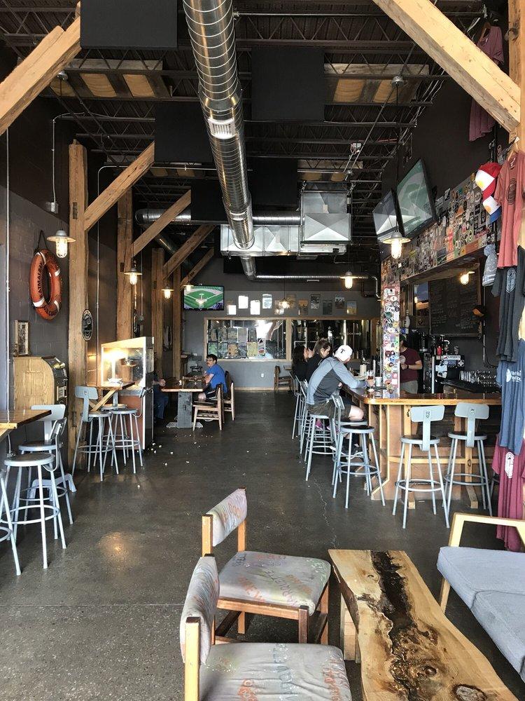 Ore Dock Brewing Company: 114 Spring St, Marquette, MI