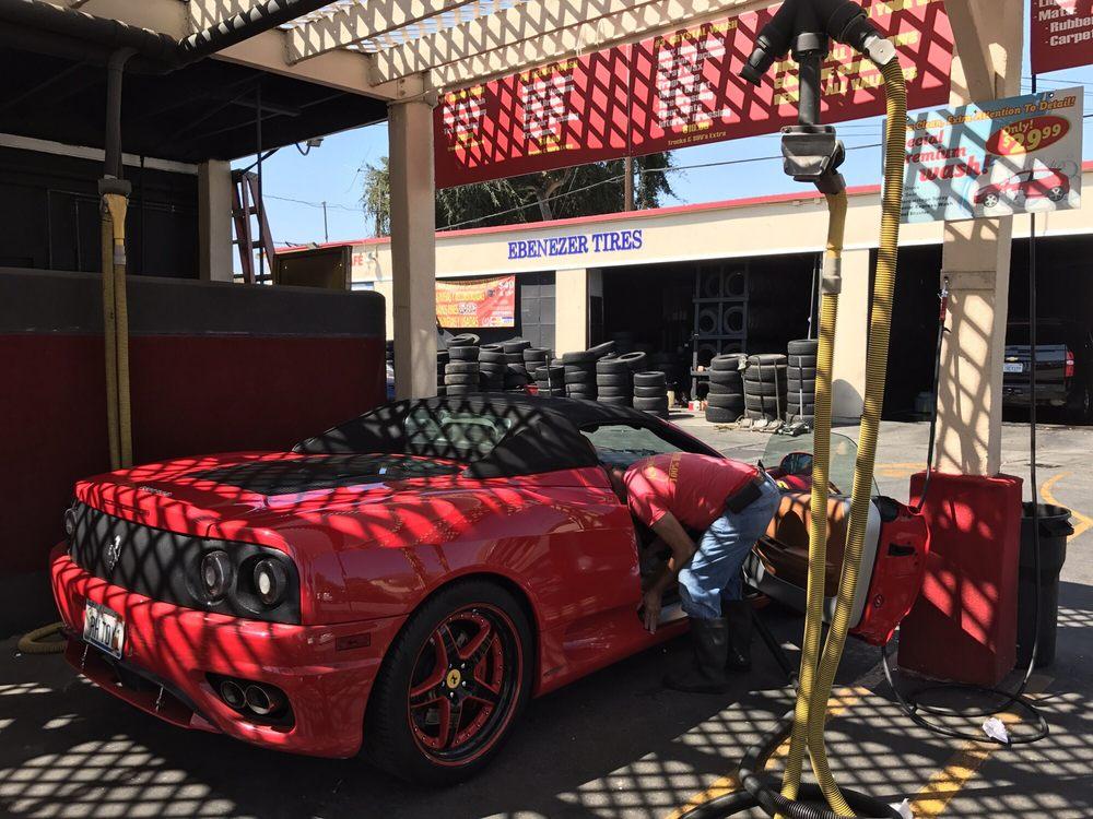Crystal Clean Car Wash Huntington Park