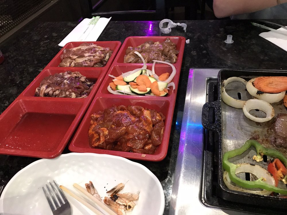 Yelp Korean Restaurant Roseville Ca