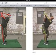 Working With Junior Photo Of Golf In Motion Chicago Il United States