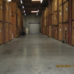 Beau Photo Of Pasadena Moving And Storage   San Gabriel, CA, United States.  Containerized