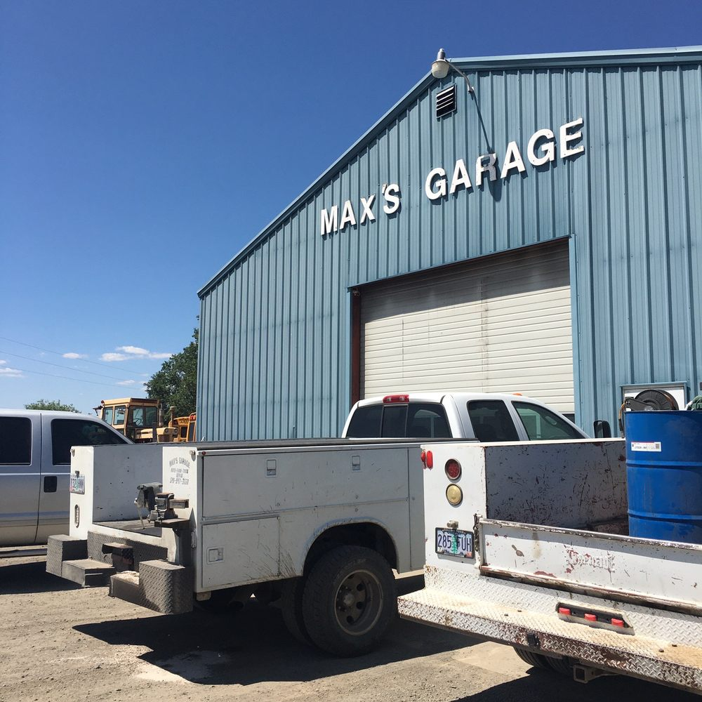 Max's Garage: 17586 Highway 395, Lakeview, OR