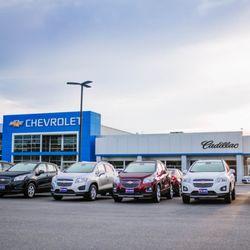 Quirk Chevrolet Cadillac of Bangor - 14 Photos - Auto Repair - 293