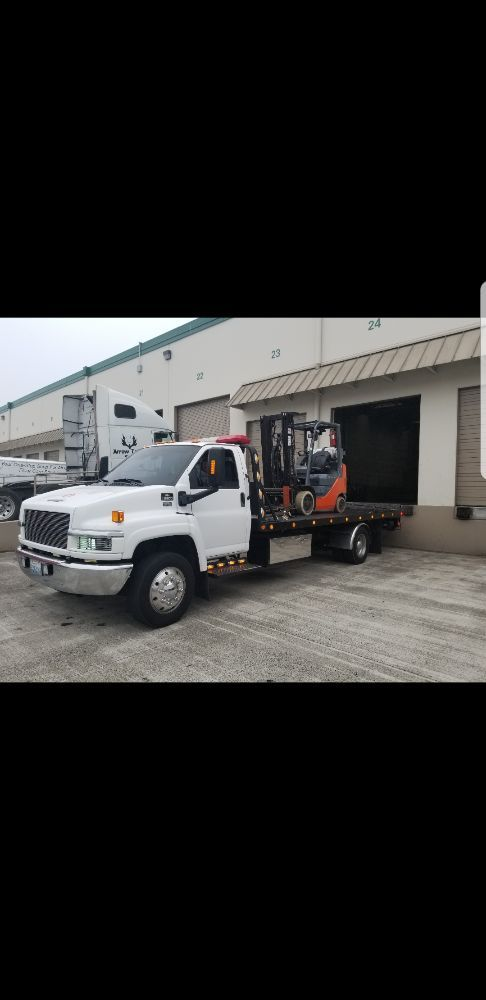Towing business in Lakeland North, WA