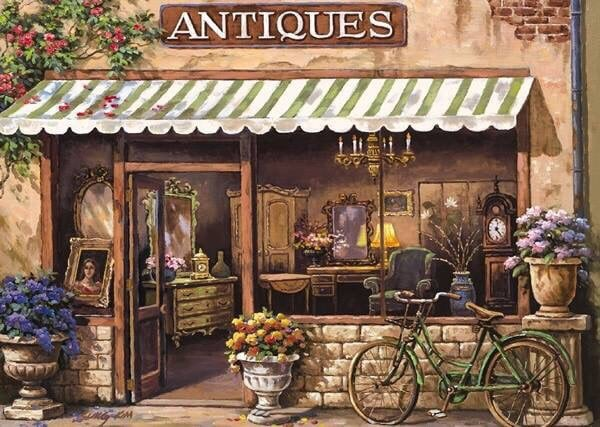 Molly's Antiques And Collectibles: 1028 E Private Rd 1200 N, Farmersburg, IN