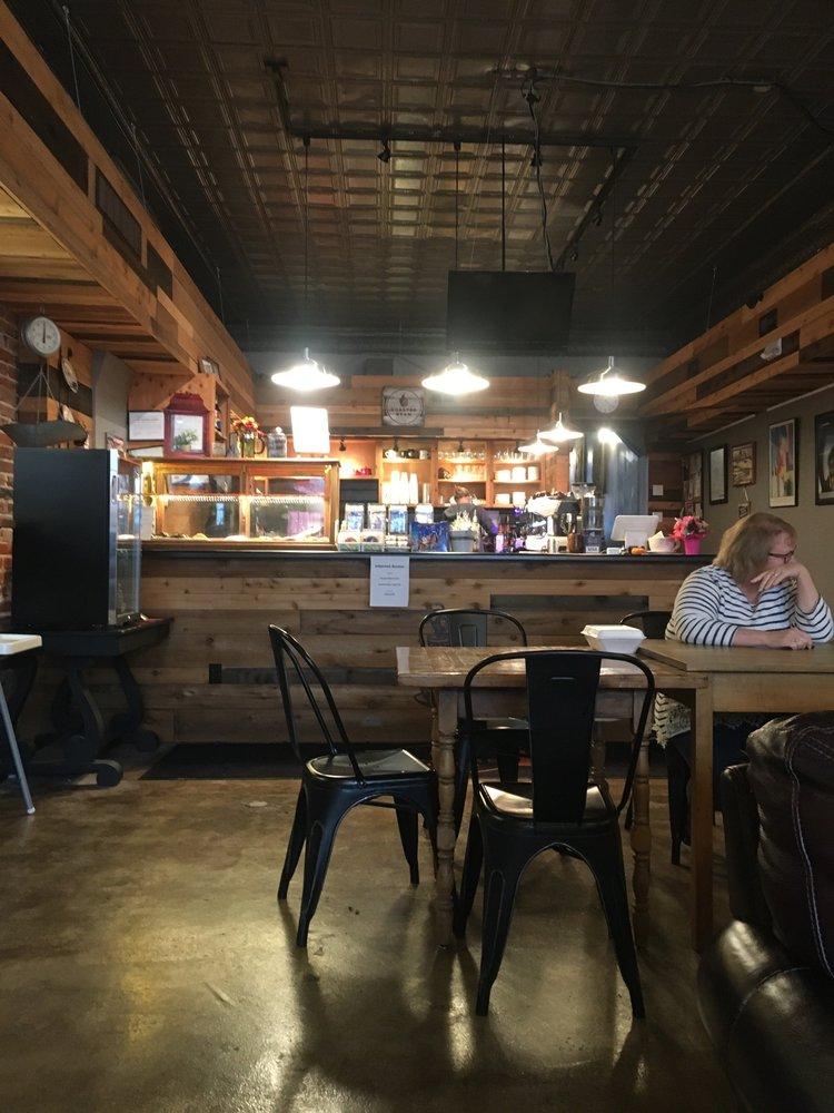 Roasted Bean Coffee Shop