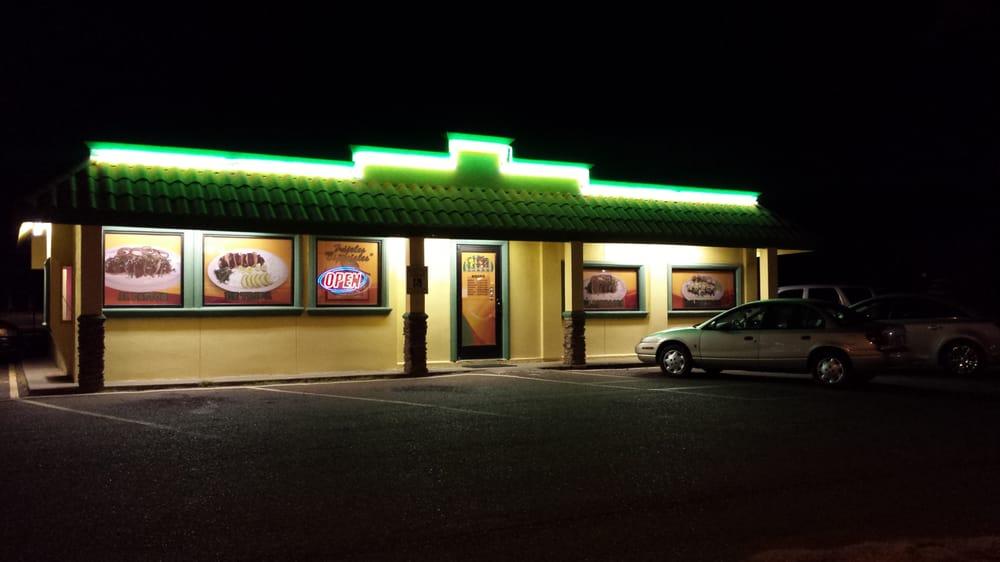 El Rey Del Taco: 300 W Ocean Blvd, Los Fresnos, TX