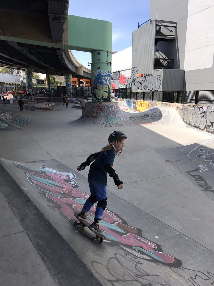 Under The Bridge Skatepark: 1369 Stevenson St, San Francisco, CA