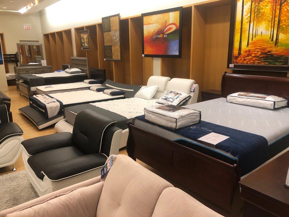 Dallas Home Furniture & Mattress: 6121 W Park Blvd, Plano, TX
