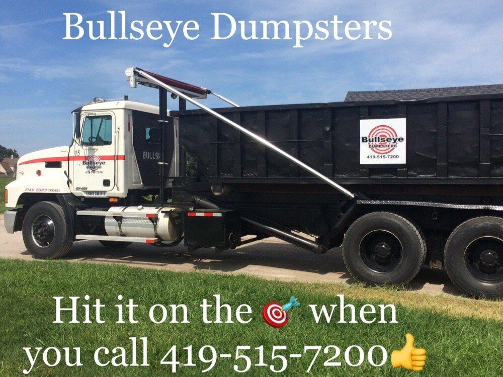 Bullseye Dumpsters: 3707 Hull Rd, Huron, OH