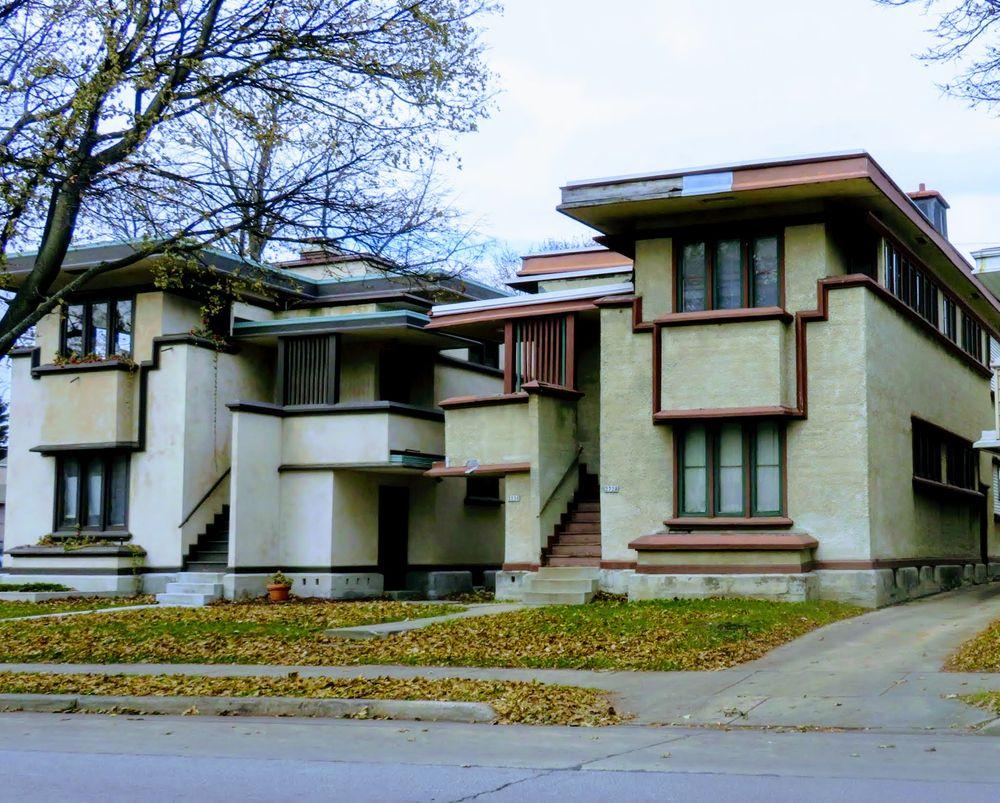 Frank Lloyd Wright American System-Built Homes