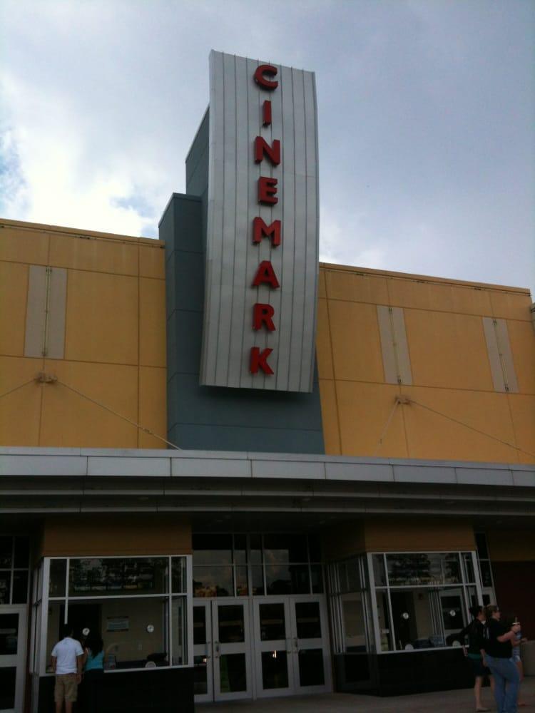 Cinemark Lufkin 12: 109 Miles Way, Lufkin, TX