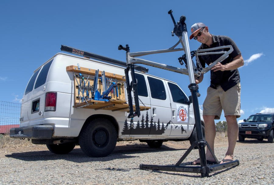Mobile Bike Works Santa Fe: Santa Fe, NM