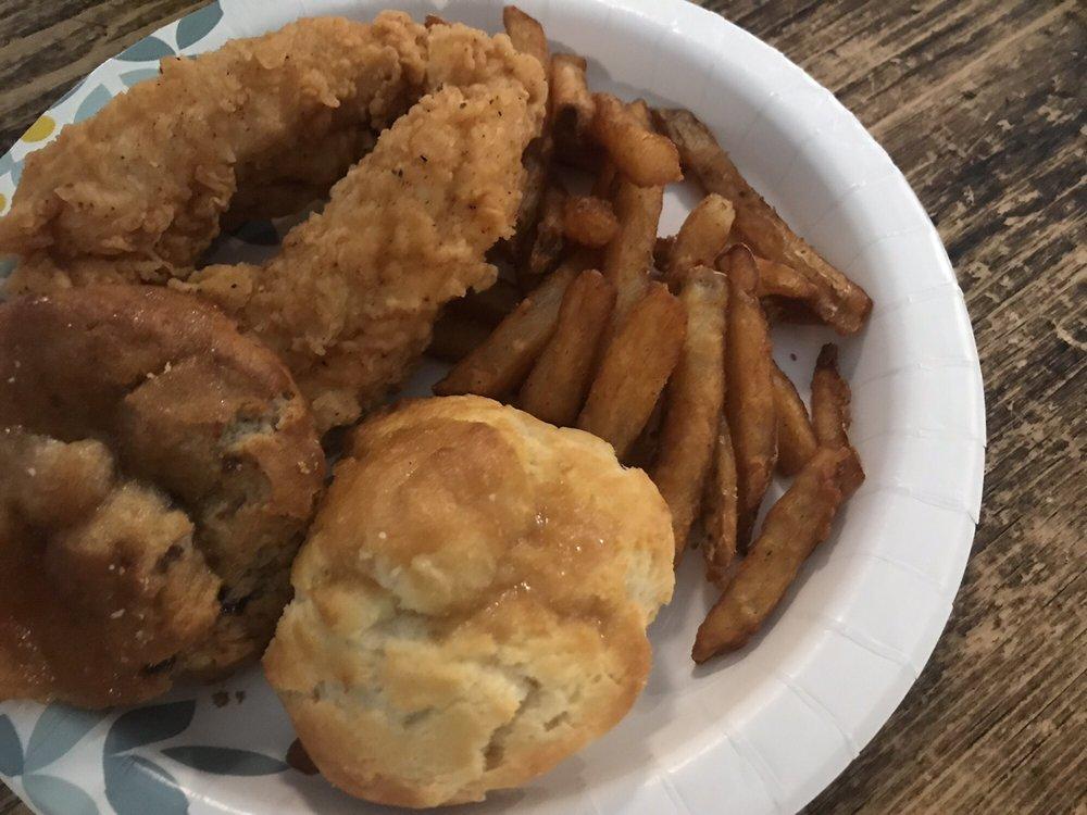 Krispy Krunchy Chicken: 18406 E Colonial Dr, Orlando, FL