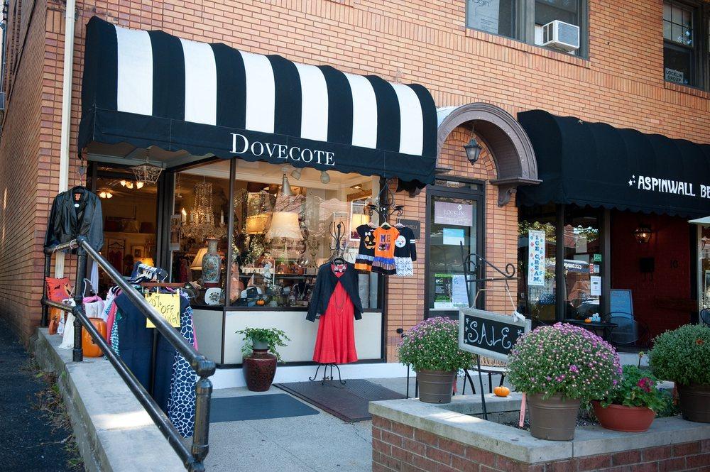 Dovecote Aspinwall: 20 Brilliant Ave, Aspinwall, PA