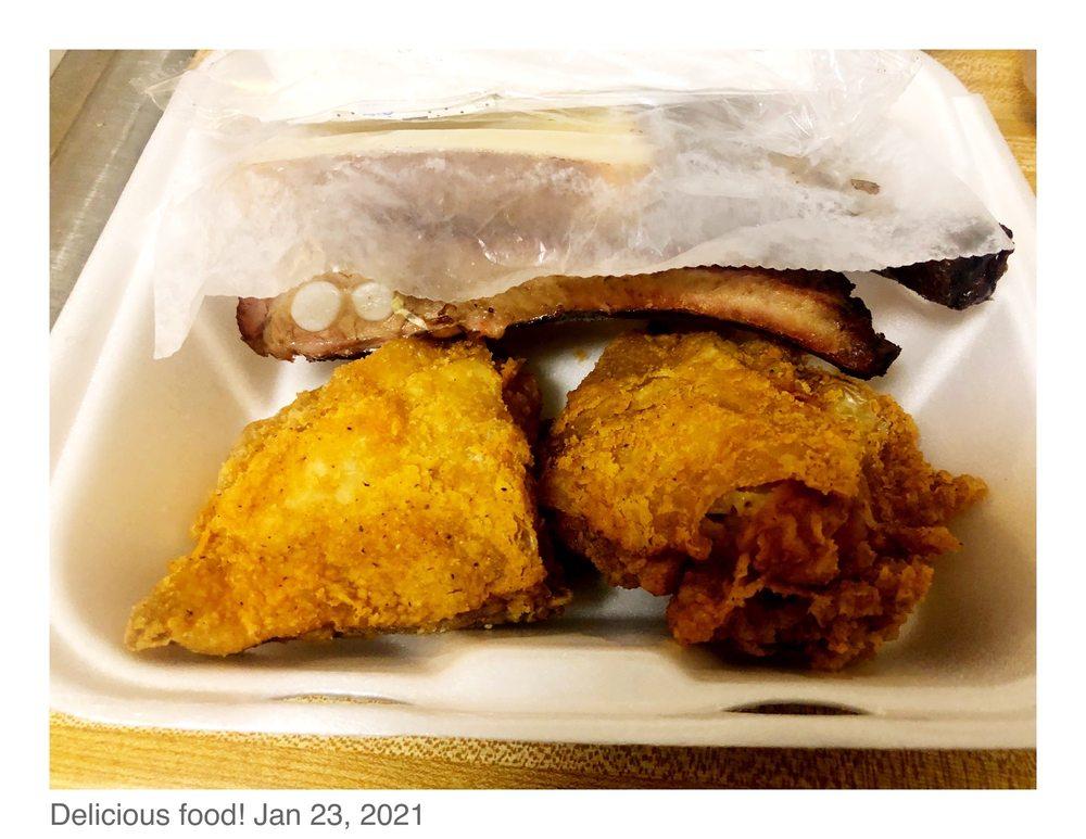 Callahan Barbecue: 450077 State Rd 200, Callahan, FL