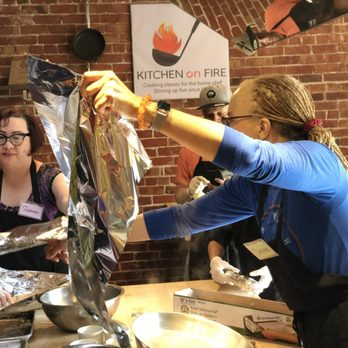 Kitchen on Fire - 140 Photos & 204 Reviews - Cooking Schools - 1509 ...