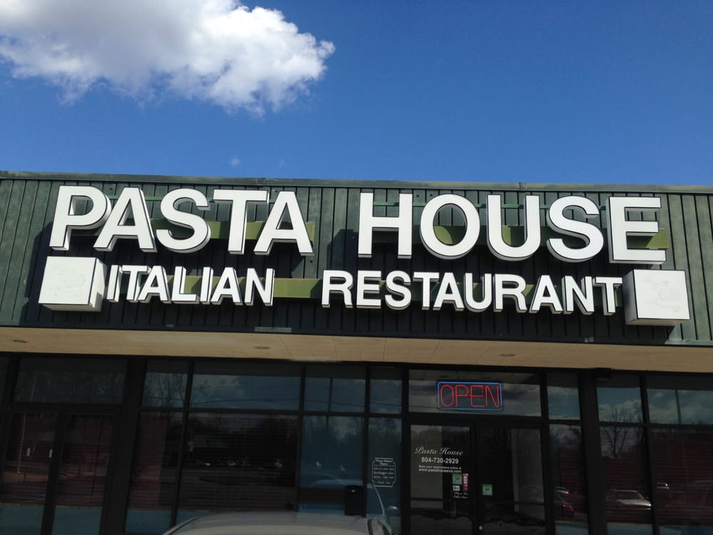 Italian Restaurants Near Mechanicsville Va