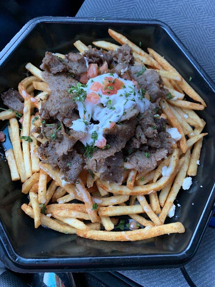 PITA Mediterranean Street Food: 21553 AL-25, Columbiana, AL