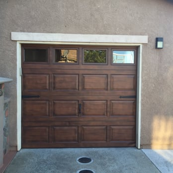 Photo of UnReal Garage Doors - Sacramento CA United States. Single garage door & UnReal Garage Doors - 46 Photos u0026 28 Reviews - Garage Door Services ...