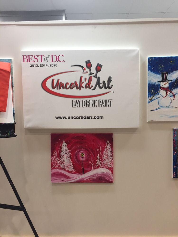 Uncork'd Art: 42841 Creek View Plz, Ashburn, VA