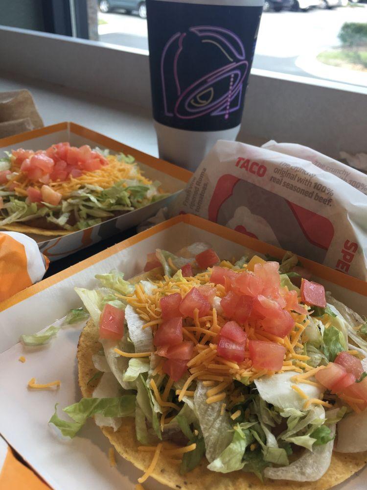 Taco Bell: 1635 Cr 220, Fleming Island, FL