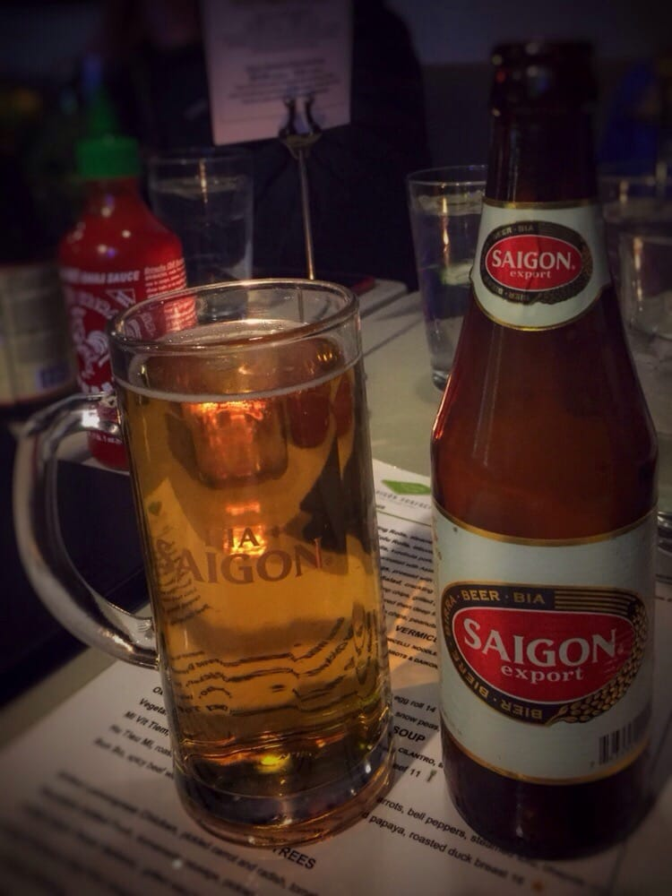 Saigon Export - Happy Hour Special - Yelp