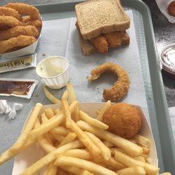 moby dick fisk og chips