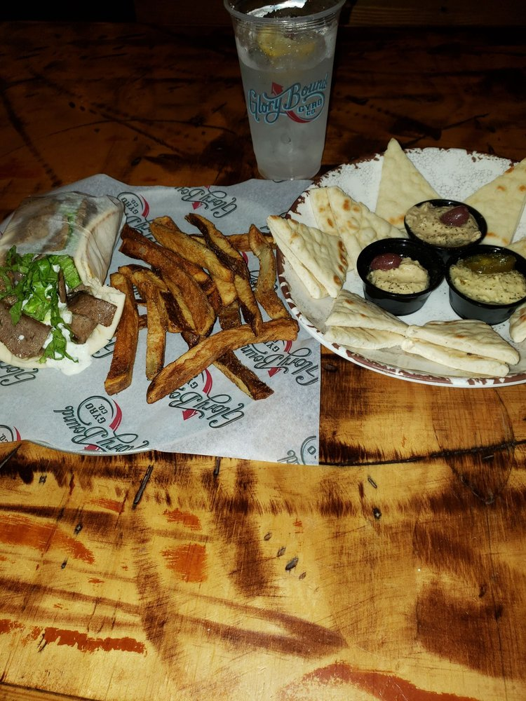 Glory Bound Gyro: 6174 US Hwy 49, Hattiesburg, MS