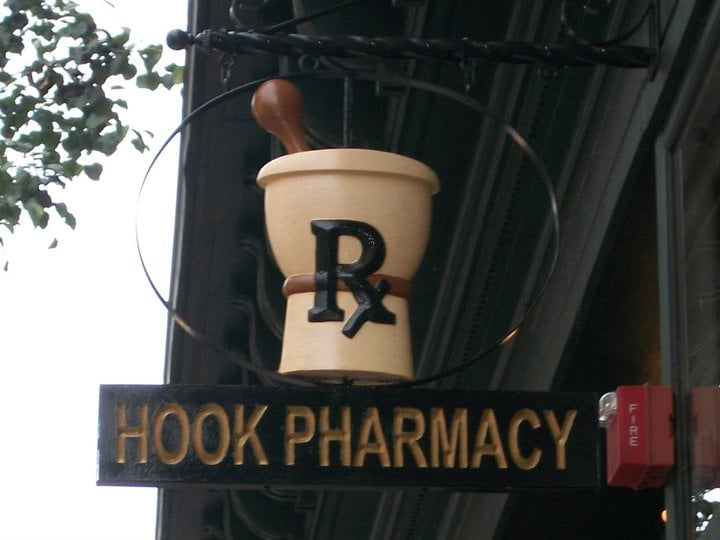 Hook Pharmacy