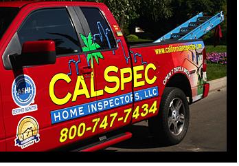 CalSpec Home Inspectors