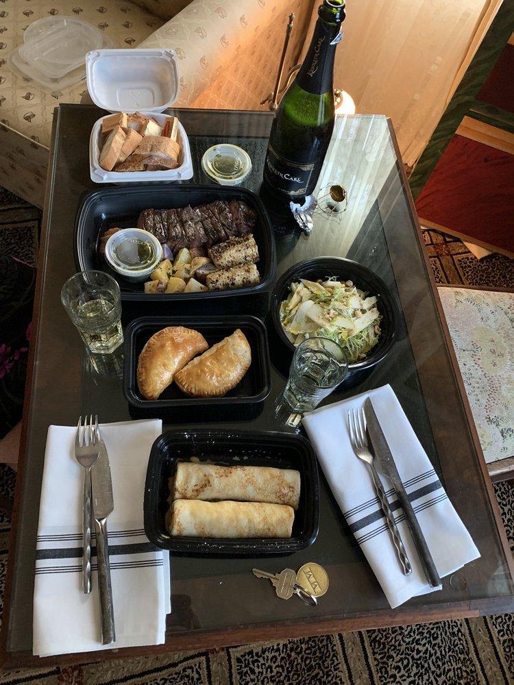Baci Cafe and Wine Bar: 336 Healdsburg Ave, Healdsburg, CA
